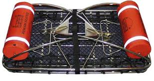 Collapsible Rescue Basket