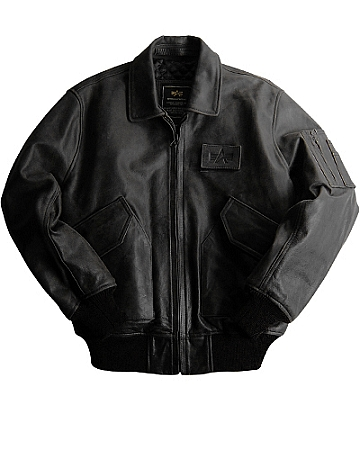 Aviation Flight Jacket :Leather CWU 45P Flight Jacket
