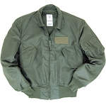 MIL-SPEC NOMEX CWU 36/P Flight Jacket