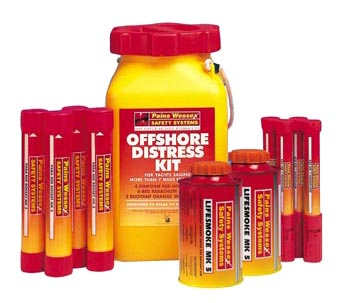 Pains Wessex Offshore Distress Kit