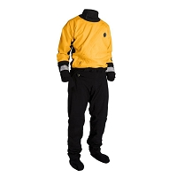 SATION USE SWIFT WATER RESCUE DRY SUIT WITH AJUSTABLE NECK SEAL