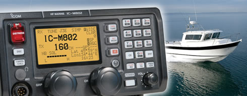 FIXED MOUNT-MARINE RADIOS