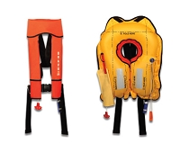 Eastern Aero Marine P01190-101R Red BRAVO Aviation Life Vest