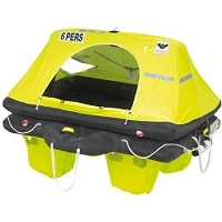 Viking RescYou™  4 Person Twin Cell Viking Raft